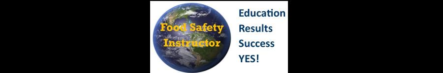 ServSafe® Classes Food Safety Instructor Virginia, West